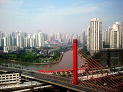 Autostrazi suspendate in Shanghai