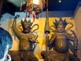 Statuete ale divinitatilor budhiste