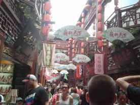 Atmosfera de Shanghai