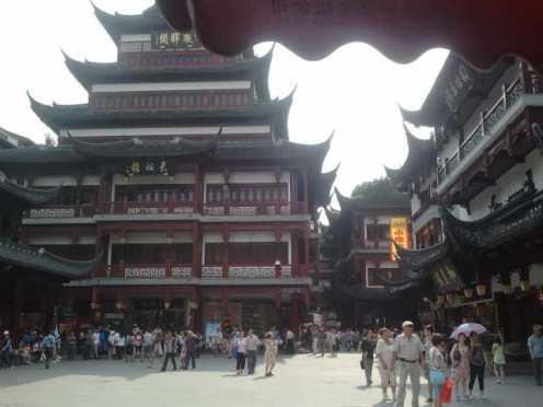 Arhitectura chinezeasca