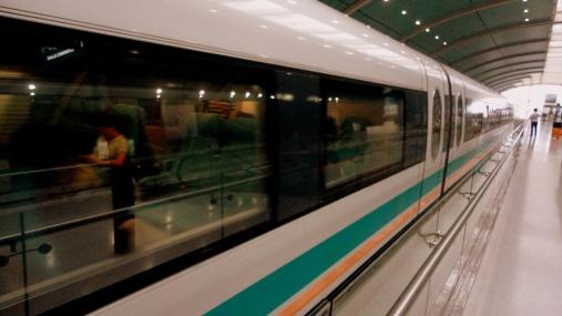 Maglevul- cel mai rapid tren