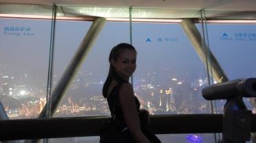 In turnul Perla Orientului