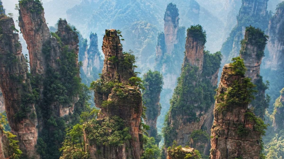 Fluturi peste granita. China- Partea3