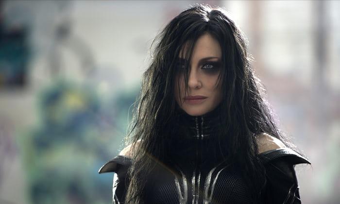 Cate Blanchett in rolul Helei, Regina Mortii