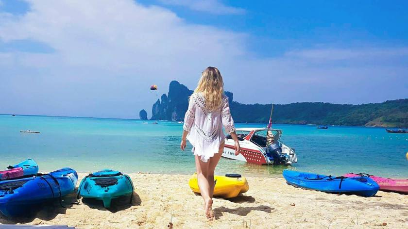 Thailanda, Phi Phi Island