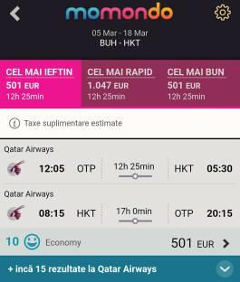 Oferta zbor Phuket (valabila la data publicarii articolului)
